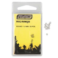Inel DAM Rig Rings Round 2.5mm