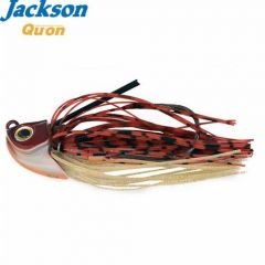 Jackson Qu-On Verage Swimmer Jig 3/8oz, culoare RIP