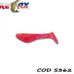 Shad Relax Kopyto Standard 3cm, culoare 362 - 25buc/plic