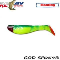 Shad Relax Kopyto Floating Standard 6.2cm, culoare 059R - 10buc/plic