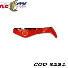 Shad Relax Kopyto Standard 5cm, culoare 231- 15buc/plic