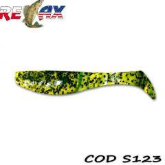 Shad Relax Kopyto Standard 4L 10cm, culoare 123 - 10buc/plic