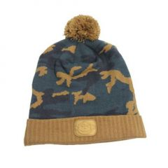 Caciula RidgeMonkey Bobble Hats Camou Brown