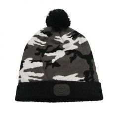 Caciula RidgeMonkey Bobble Hats Camou Black