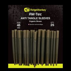 RidgeMonkey RM-Tec Anti-Tangle Sleeve Organic Brown - Long