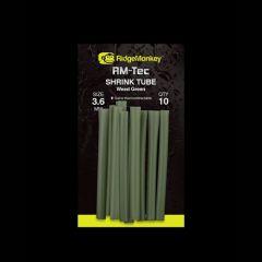 RidgeMonkey RM-Tec Shrink Tube 1.6mm - Weed Green
