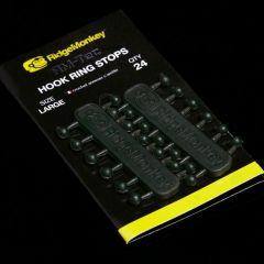 Stopper RidgeMonkey Hook Ring Stops - Large