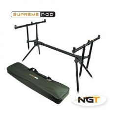Rod Pod NGT Supreme 3 posturi