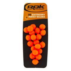 Boilies Rok Fishing Baitberry Perfect Balance - Orange
