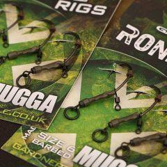 Montura Gardner Ronnie Rig Barbed Nr.6
