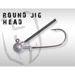 Jig Colmic Hearkles Rotund antibradis 2/0 1/8oz 3.5gr