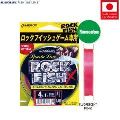 Fir fluorocarbon Raiglon Sparta Line Rockfish X 0.220mm/7lb/100m