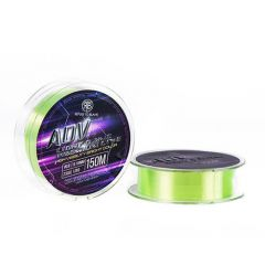 Fir monofilament RTB ADV Light Game Light Yellow 0.137mm/3.5lb/150m
