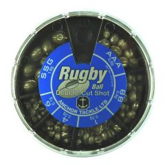 Set plumbi Anchor Tackle Rugby 6 compartimente