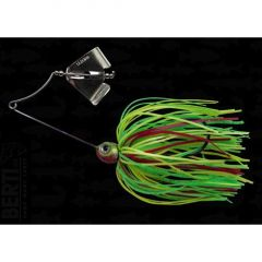 Bertilure Buzzbait, 7gr,Skirt Siliconic Fire Tiger