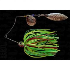 Bertilure Spinnerbait Shallow Killer  Colorado-Salcie, 7g, Culoare Fire-Tiger