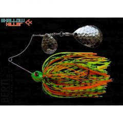 Bertilure Spinnerbait Shallow Killer  Colorado-Colorado, 11g, Culoare Fire Tiger