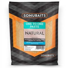 Pasta Sonubaits One To One Natural 500g