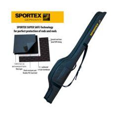 Husa lansete Sportex Super Safe Carp IX Grey 218cm