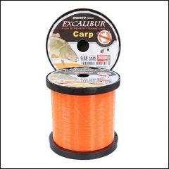 Fir EnergoTeam Excalibur Carp Feeder Fluo Orange 0.25mm/8.70kg/3000m