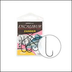 Carlige Excalibur Zander Worm Nr.4/0
