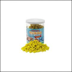 Pelete Benzar Mix Turbo Soft Pellet XL - Fluo Carp