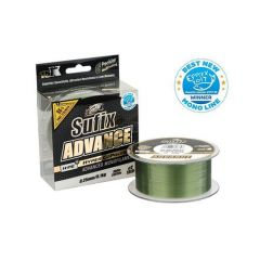 Fir monofilament Sufix Advance 0.23mm/5kg/300m/Green