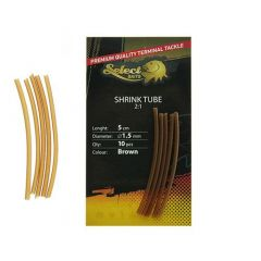 Select Baits Shrink Tube 1.5mm - Camo Brown