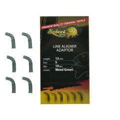 Select Baits Line Aligner Adaptor Weed Green