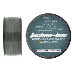 Fir monofilament Select Baits Techno-Line 0.30mm/7.6kg/600m