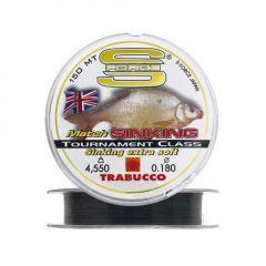 Fir monofilament Trabucco S-Force Match Sinking  0.25mm/150m
