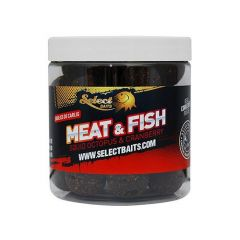 Boilies Select Baits Critic Echilibrat Meat & Fish 16mm