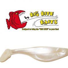 """Shad Big Bite Baits Super Shad Pearl 4"""""""