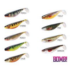 Shad Delphin Bomb Hypno 9cm, culoare Roach