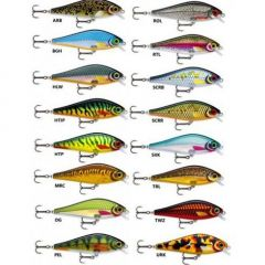 Vobler Rapala Super Shadow Rap 15cm/77g SCRR