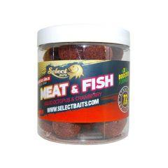 Boilies pentru carlig Select Baits Meat & Fish 20mm