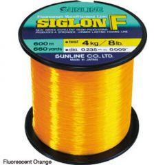 Fir monofilament Sunline Siglon F 0.235mm/4Kg/600m