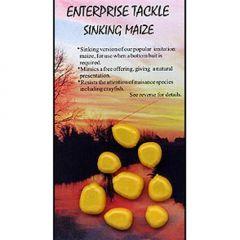 Porumb artificial Enterprise Tackle Sinking Maize - Yellow