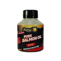 Aditiv Lichid Select Baits Pure Salmon Oil 250ml