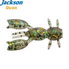 "Creature Bait Jackson Qu-On Chinukoro Craw 1.7"", culoare SMF"