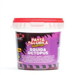 Pasta solubila Senzor pentru naditor Squid&Octopus 500gr