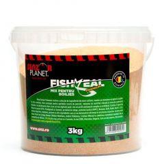 Senzor Mix Boilies Fishmeal Premium 3kg