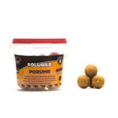 Boilies solubile pentru carlig Senzor Porumb 18mm 100gr