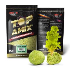 Nada Senzor Top Amix Method Feeder Green Betain, 1kg