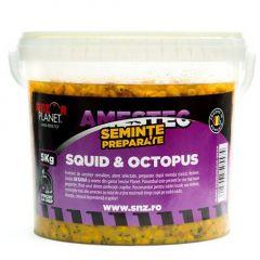 Senzor Amestec Seminte Squid & Octopus 5kg