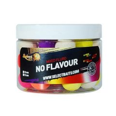 Boilies Select Baits Mixed Fluro No Flavour Pop Up 12mm