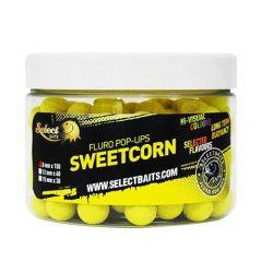 Boilies Select Baits Sweetcorn Micro Pop Up 8mm