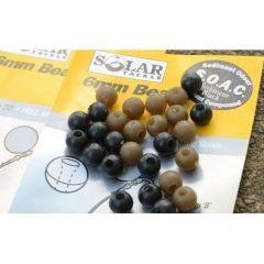 Solar Bead 6mm - Black