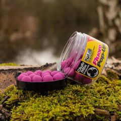 Boilies Solar Fluoro Pop-Ups Club Mix Originals 14mm-n