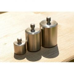 Solar Titanium IPRO Drop Back Weights 15g